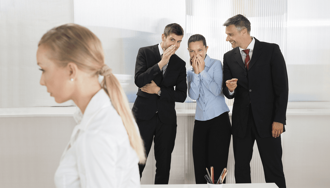 Prevent Workplace Gossip