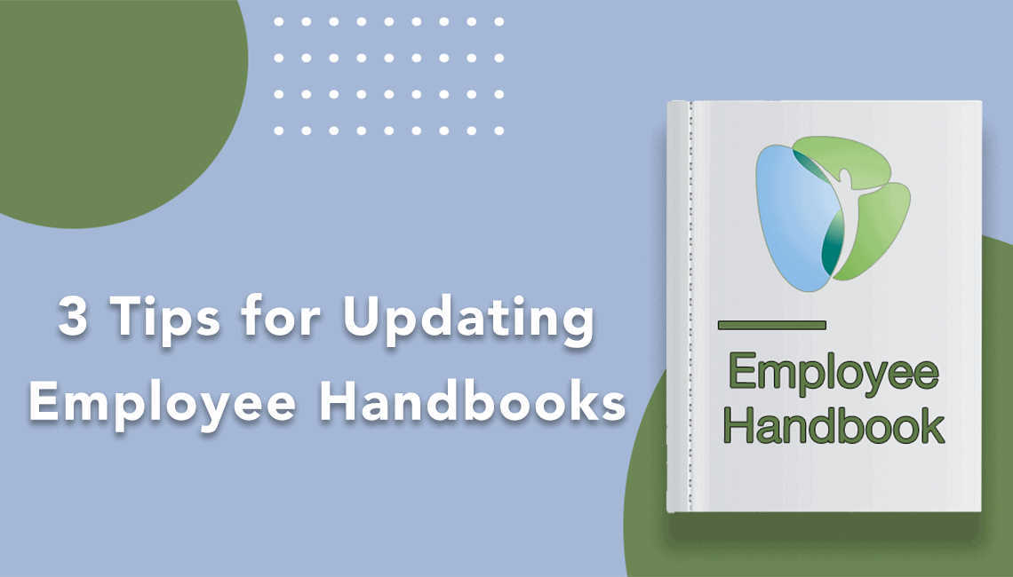Updating Employee Handbooks