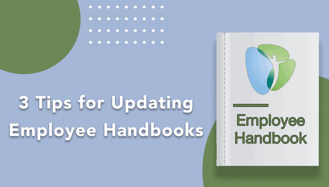 Updating Employee Handbooks