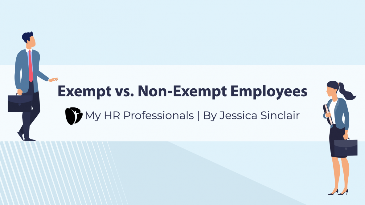What is an Exempt and Non-Exempt Employee