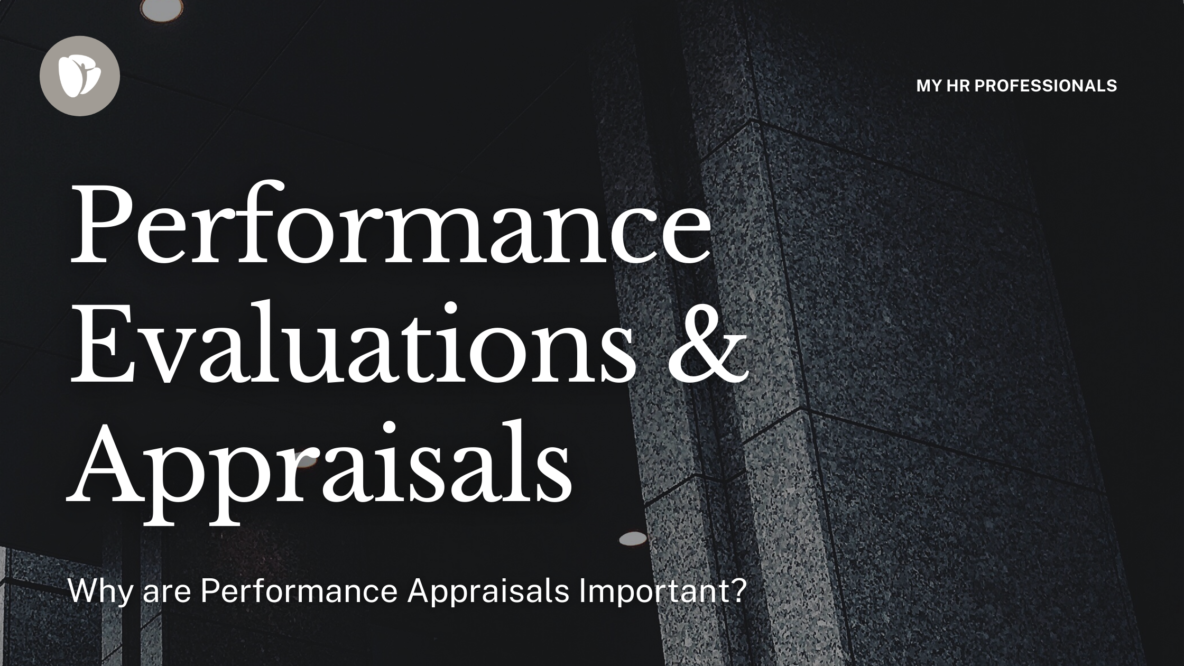Performance Evaluations & Appraisals